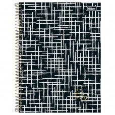 Caderno B&w - Estiloso - 10 Matérias - Tilibra