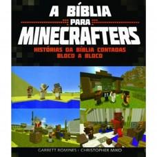 A Biblia Para Minecrafters - Historias Da Biblia Contadas Bloco A Bloco