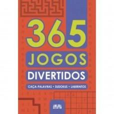 365 Jogos Divertidos - Caça-palavras - Sudokus-Labirintos
