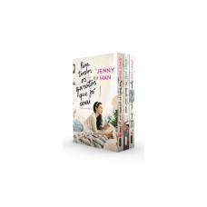 Trilogia Para todos os garotos que já amei: Box com os 3 volumes da trilogia