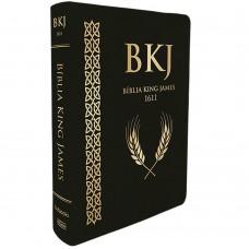 Bíblia King James Fiel 1611 Ultra Gigante Super Luxo (Preta) 9788581581736