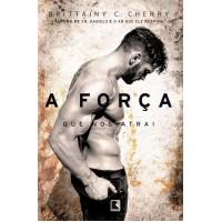 A Força Que Nos Atrai - Serie Elementos - livro 4 -  Brittainy C. Cherry  9788501111210