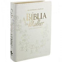 A Bíblia da Mulher RA - Luxo Branca - 7899938403518