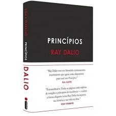 Princípios - Capa dura - Ray Dalio - 9788551003428