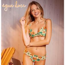 Agua Doce-14983 Biquini Amarelo 2020 Com bojo