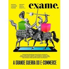 Revista Exame - Assinatura - 3 Meses 6 Edições frete gratis