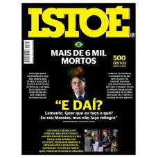 Revista ISTOÉ - Assinatura - 2 Meses 8 Edições frete gratis