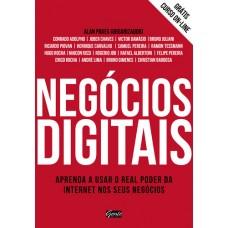 Negocios Digitais - Alan Pakes - 8545200595