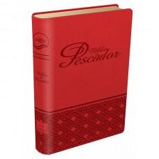 Bíblia do Pescador NVI (vermelha) Stephen M. Miller