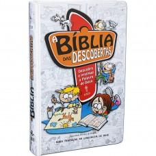 Bíblia das Descobertas - CAPA AZUL