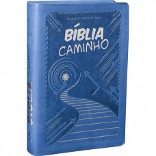 Bíblia caminho NTLH azul - bib0018 NTLH065PJK