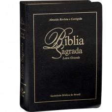 Bíblia Letra Grande RC - Preta - bib02230 ARC047LG