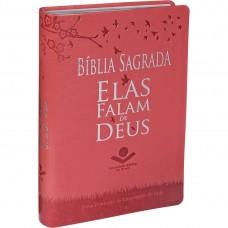 Bíblia Sagrada – Elas Falam de Deus - NTLH -  9788531115196