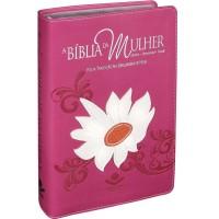 A Bíblia da Mulher - Margarida - NTLH - 7898521815615