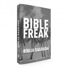 Biblia Bible Freak Pr. Lúcio Barreto Capa Dura Cinza