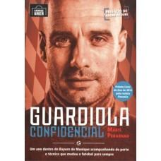 Guardiola Confidencial - Martí Perarnau