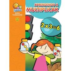 Brincando com a Matemática: Aprendendo a Multiplicar- Todo livro - De 6 a 9 anos