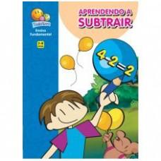 Brincando com a Matemática: Aprendendo a Subtrair - Todo livro - De 6 a 9 anos