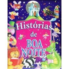 Histórias de Boa Noite  - KLEIN, CRISTINA  - Literatura Crianças 5-8 Anos