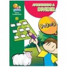 Brincando com a Matemática: Aprendendo a Dividir - Todo livro - De 6 a 9 anos
