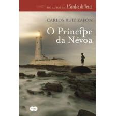O Príncipe da Névoa  Vol. 1 - Trilogia da nevoa - Carlos Ruiz Zafon