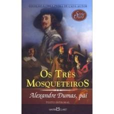 Os Três Mosqueteiros - Alexandre Dumas - 8572327673