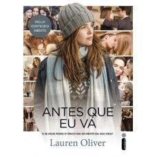Antes que Eu Vá - Lauren Oliver - 8551001647