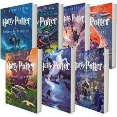 Harry Potter Coleção Completa - 7 Livros - J.K Rowling