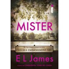 Mister - E L James - 9788551005156