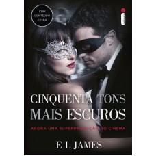 Cinquenta Tons Mais Escuros - Capa Filme - E. L.James - 9788551001080