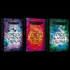 Corte De Espinhos e Rosas - 3 Volumes - Sarah J. Maas