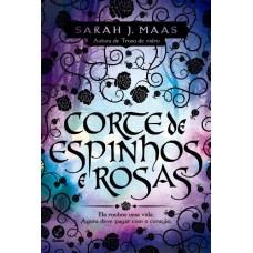 Serie Corte de Espinhos e Rosas vol. 1 - Sarah J. Maas 9788501105875