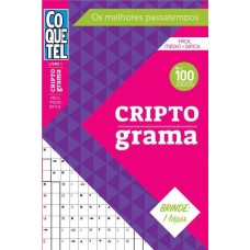 Criptograma - Fácil-Médio-Difícil- Livro 1 - 9788579026867