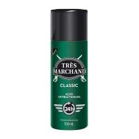 Desodorante Très Marchand Classic Spray 100ml