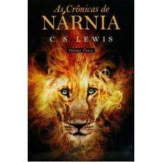 As Crônicas de Nárnia - Volume Único - Clive Staples Lewis
