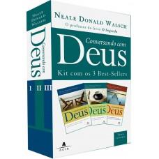 Box Conversando com Deus (Com 3 Livros) - Neale Donald Walsch
