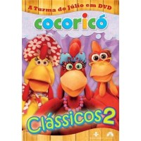 Cocorico classicos 2 - DVD ORIGINAL -