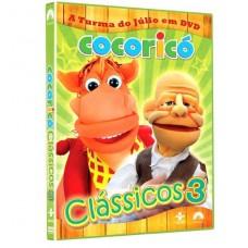 Cocorico classicos 3 - DVD original