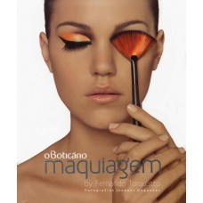 Livro Maquiagem by Fernando Torquatto - O Boticário