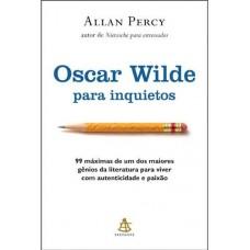 Oscar Wilde Para Inquietos - Allan Percy