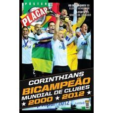 Pôster PLACAR do Corinthians campeão do Mundial