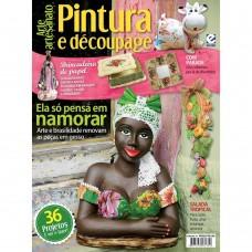 Revista Arte e artesanato especial -  Pintura e decoupage edicao 18