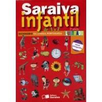 Saraiva Infantil de a a Z - Dicionario da Lingua Portuguesa - Crianças 5-8 Anos