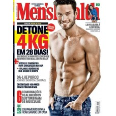 Revista Mens Health - Abril 2015