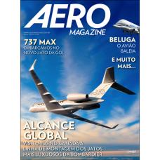 Revista Aeromagazine - Assinatura - 6 Meses 6 Edições frete gratis