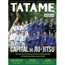 Revista Tatame - Assinatura - 6 Meses 6 Edições frete gratis