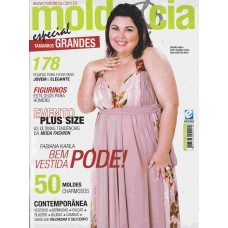 Revista Molde e Cia especial tamanhos grandes - Edição 06