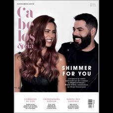Revista Cabelos & Cia - Assinatura - 3 Meses 3 Edições frete gratis