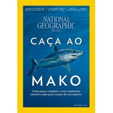 Revista National Geographics Brasil - Assinatura - 6 Meses 6 Edições frete gratis