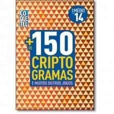 + de 150 cripto gramas e muitos outros jogos - nivel medio -  edicao 14